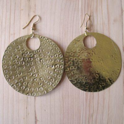 Brass / silver plate - luxury
