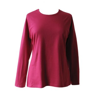 Organic jersey cotton tops